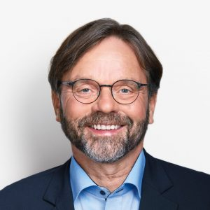 Porträtfoto von Michael Groß, SPD NRW Bundestag