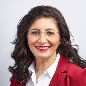 Porträtfoto von Nezahat Baradari, SPD NRW Bundestag