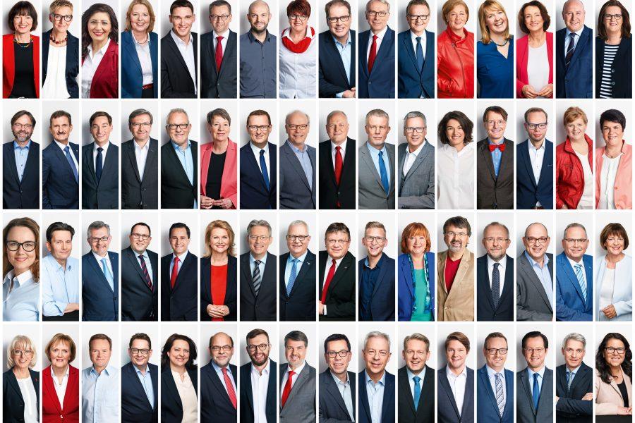 Kandidatinnen und Kandidaten zur Bundestagswahl 2017