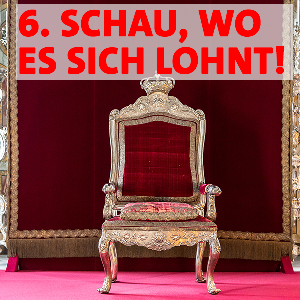 Regel 6 im Haustürwahlkampf - Beachte Deine Zielgruppe!
