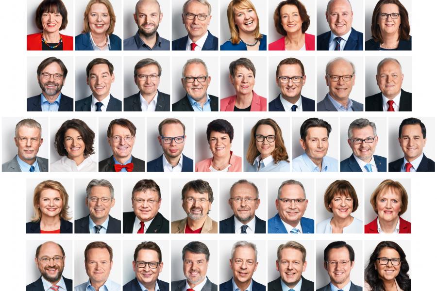Bundestagsabgeordnete aus NRW