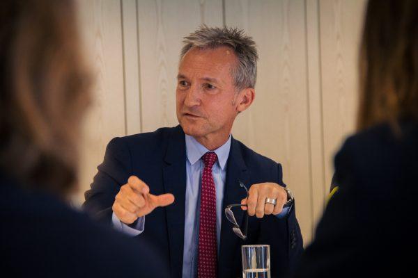Frank Baranowski, Sprecher der RuhrSPD und Vorsitzender der Bundes-SGK