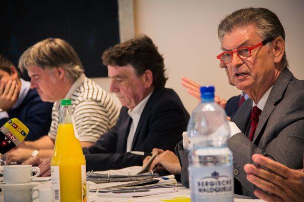 Norbert Römer, Fraktionsvorsitzender der SPD im Landtag NRW