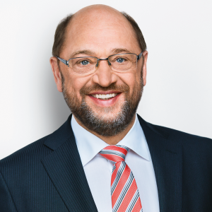 Porträtfoto Martin Schulz