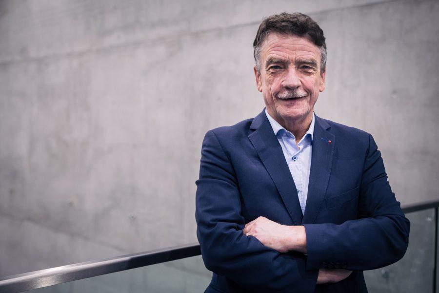 Porträtfoto von Michael Groschek, Vorsitzender der NRWSPD