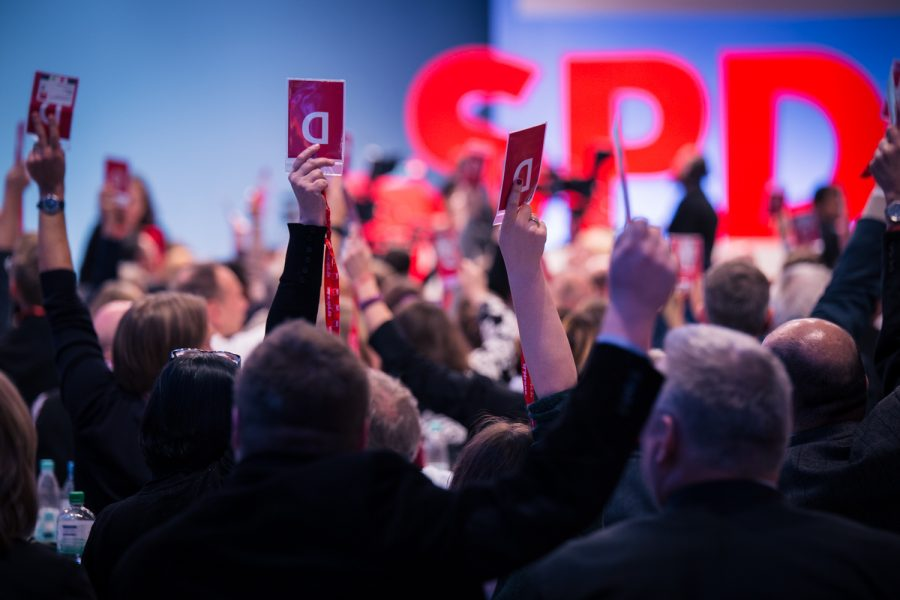 Bundesparteitag Bonn