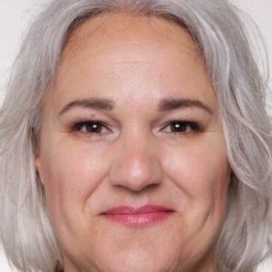 Porträtfoto von Marion Sollbach