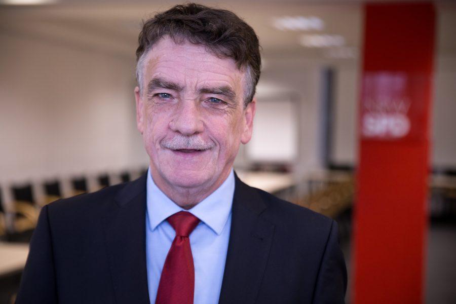Michael Groschek, Vorsitzender der NRWSPD