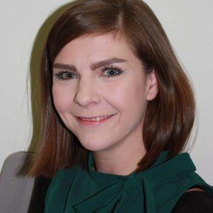Porträtfoto von Katherina Keil