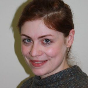 Porträtfoto Magdalena Mühlenkamp