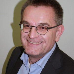 Porträtfoto von Stefan Rolletschke