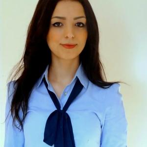 Porträtfoto von Teuta Abazi