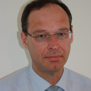 Porträtfoto von Ulrich Säger