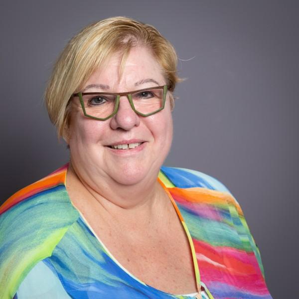 Porträtfoto von Verena Gottschalk-Liese