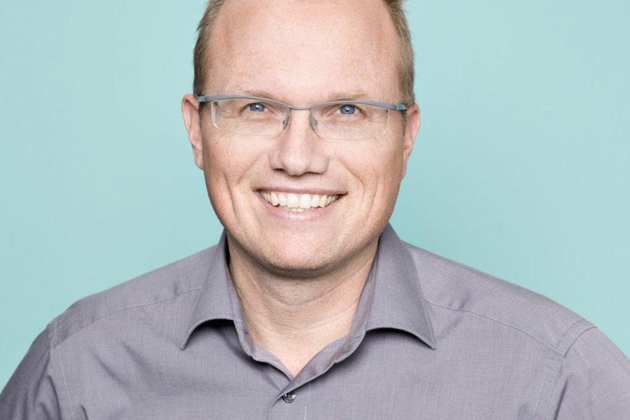 Porträtfoto von Jochen Ott