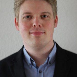 Porträtfoto von Tim Pfeffer