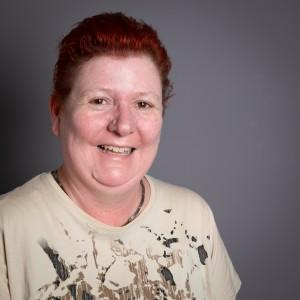 Porträtfoto von Anette Bock
