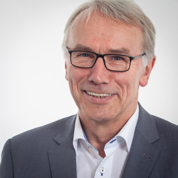 Porträtfoto von Bernhard Daldrup