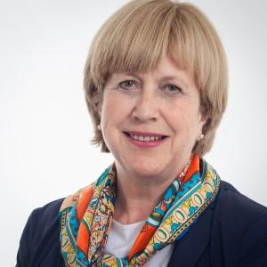 Porträtfoto von Elisabeth Müller-Witt