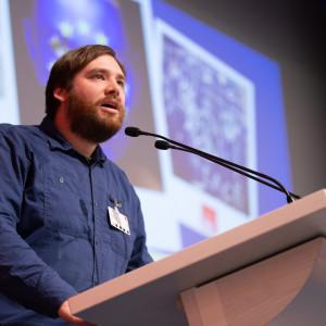 Redner bei der Veranstaltung