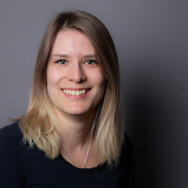 Porträtfoto von Eleonore Wittkop