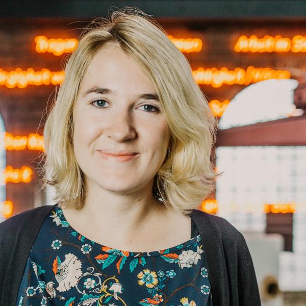 Porträtfoto Pauline Schur