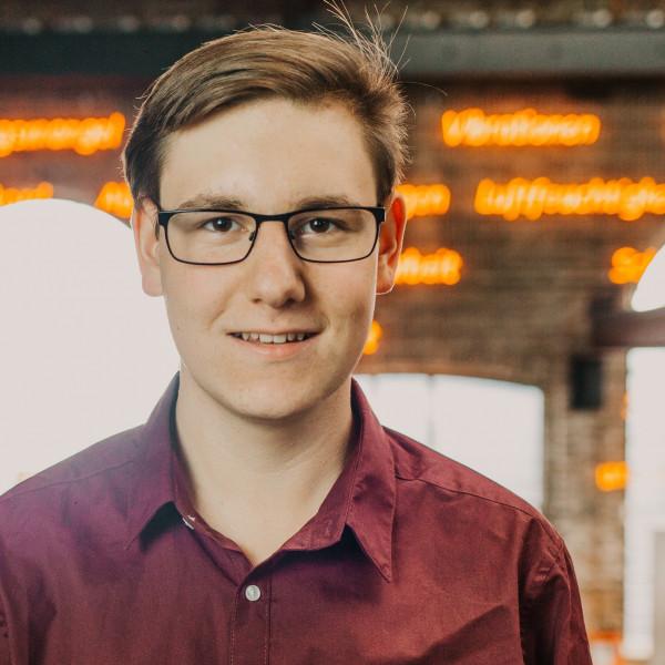 Porträtfoto von Jan Wolf
