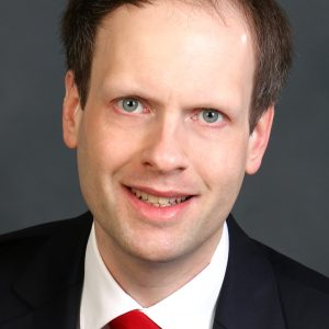 Porträtfoto von Sebastian Schley