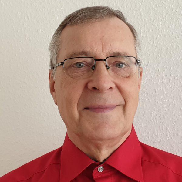 Porträtfoto von Wilhelm Meincke