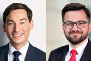 Sebastian Hartmann und Thomas Kutschaty